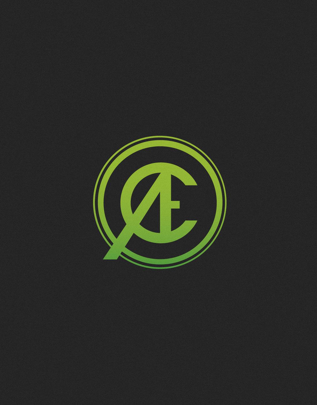 Logotipo El Angel Caido