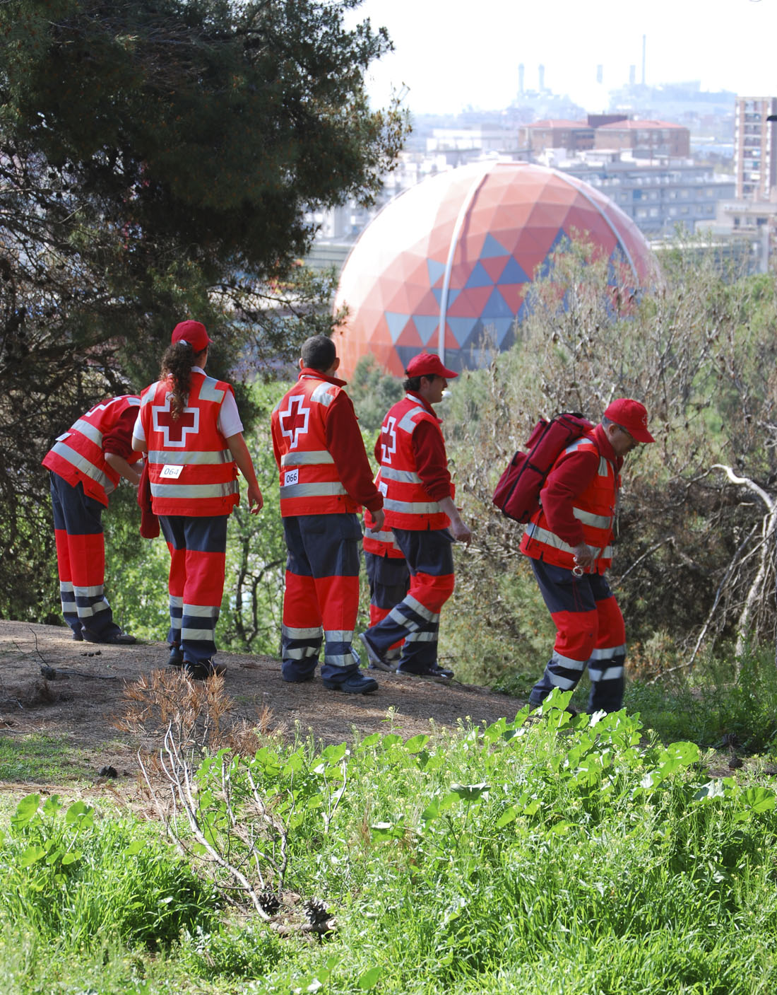 Fotografia Cruz Roja