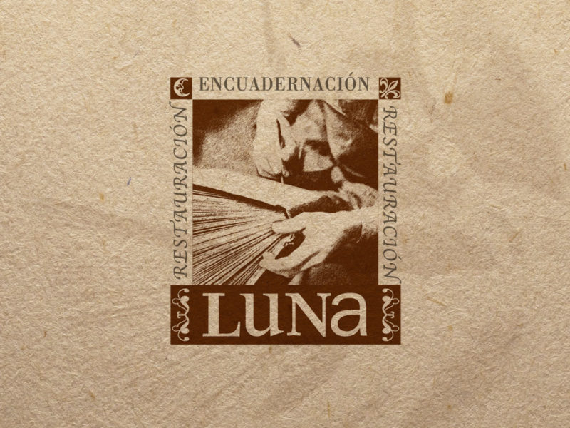Logo Encuadernacion