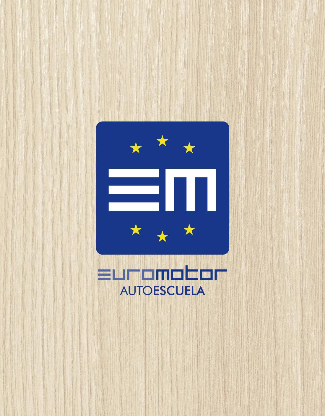 Logotipo Autoescuela Euromotor