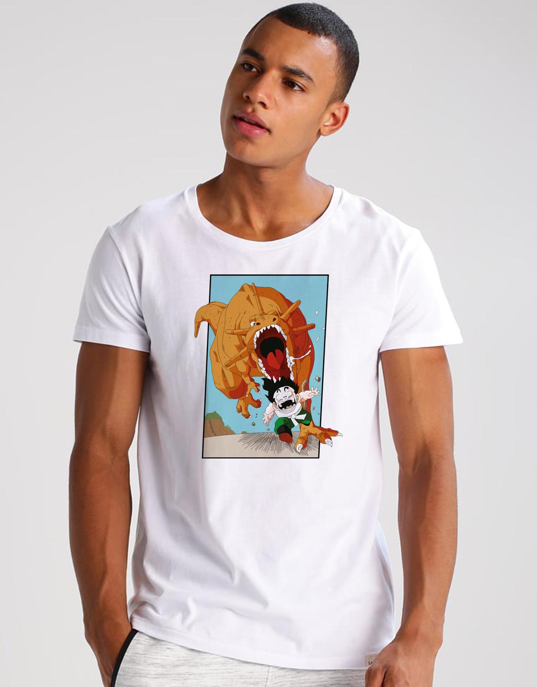 Diseño camiseta personalizada Goku
