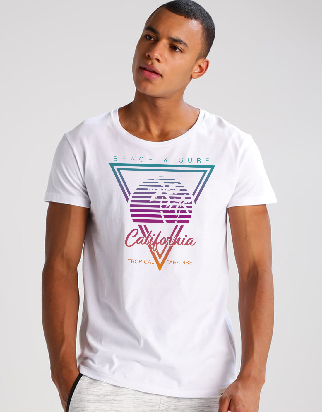 Diseño camiseta personalizada