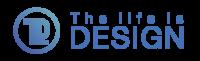 Logotipo thelifeisdesign